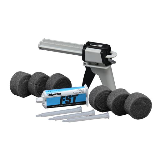 FST™ Mini Foam Duct Sealant (single kit with tool)