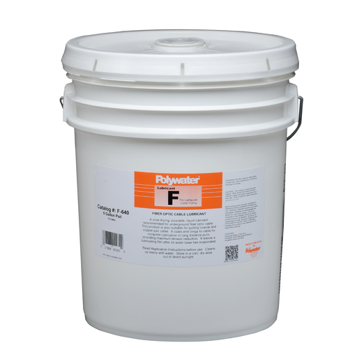 5-Gal Polywater® Lubricant F