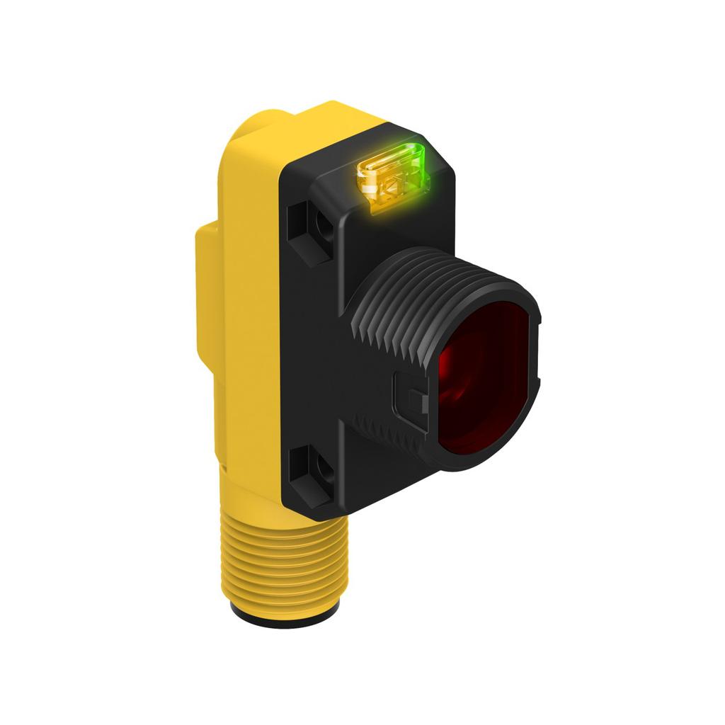 QS18 Expert Series Clear Object Sensor;