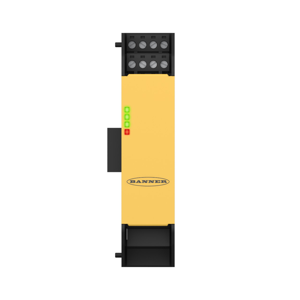 Safety Output Module (2 x Dual Channel P