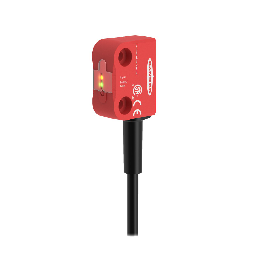 SI-RF Safety Switch. Coding: High; Diagn
