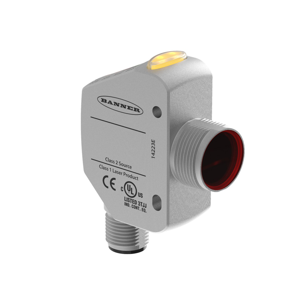 Q4X Series: Laser Adjustable Field; Rang