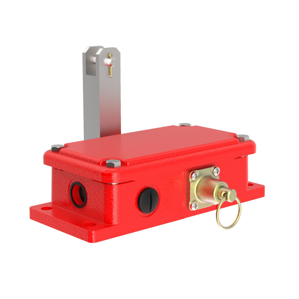 Heavy Duty Metal Stop Control Rope Pull;