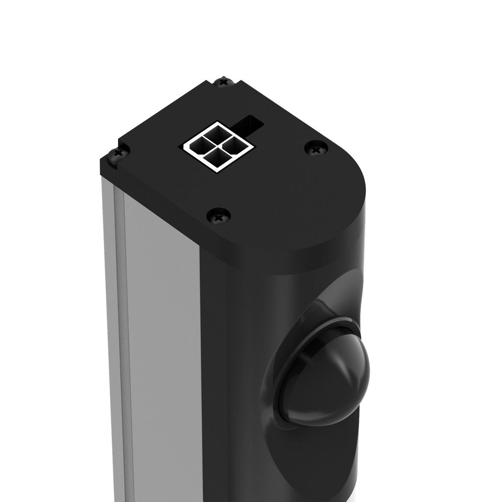 WLB32 Work Light Bar; Motion Sensor; Len