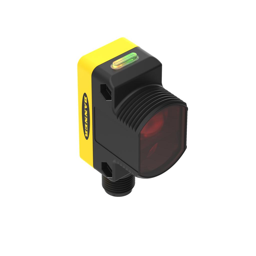 WORLD-BEAM QS30 Series Clear Object Sens
