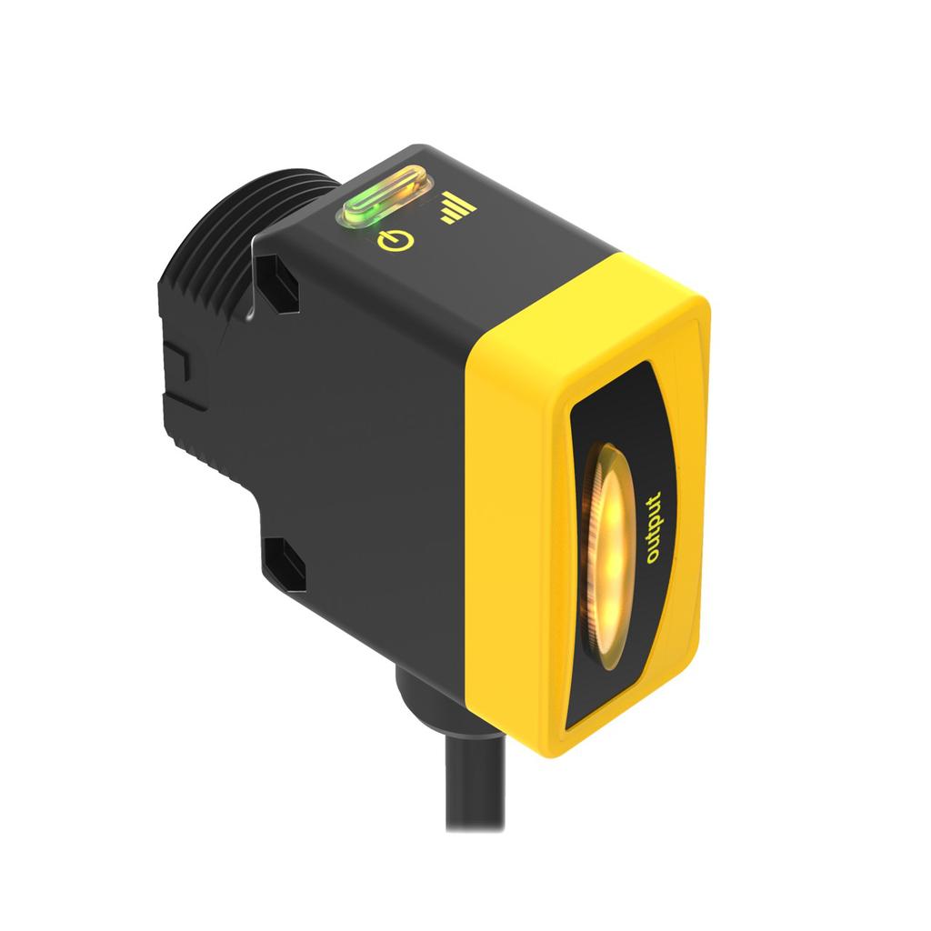 WORLD-BEAM QS30 Series: Universal Voltag