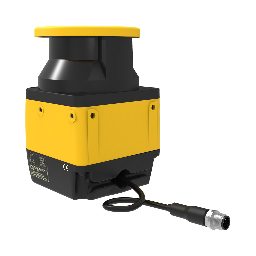 SX5 Series Safety Laser Scanner. Protect