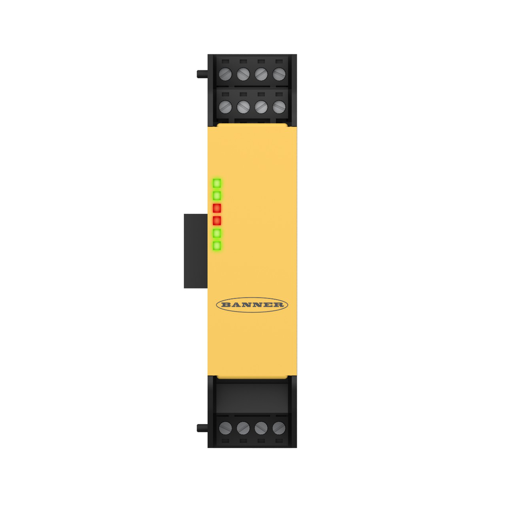 Safety Output Module (4 x Dual Channel P