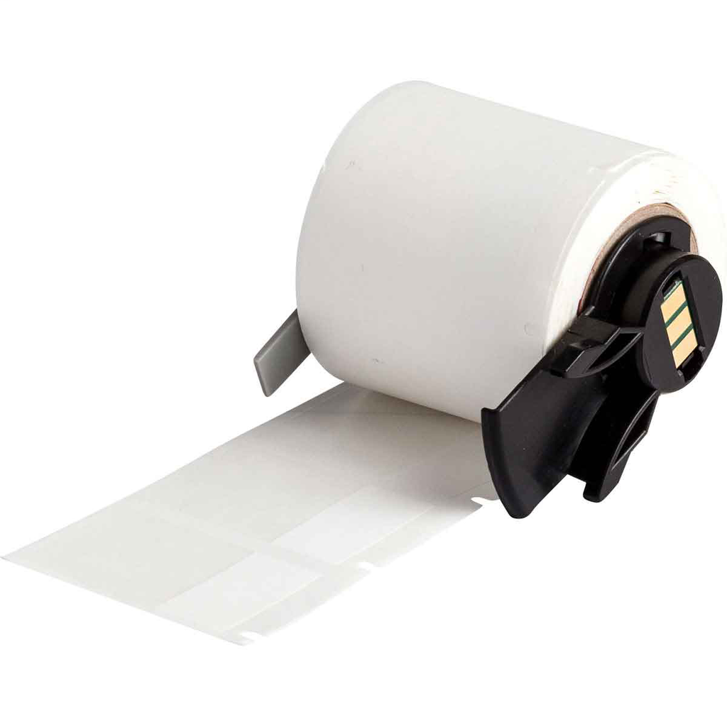 Brady PTL-31-642 1.000 x 1.500 Inch (25.40 x 38.10 mm) Self Laminating Vinyl Wire & Cable Labels