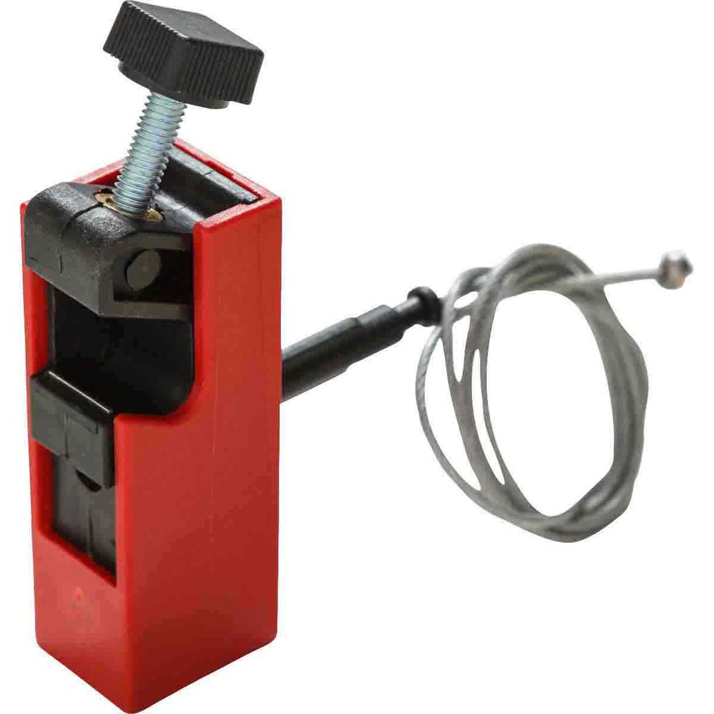 BRADY 51254 Assy Single Pole ClampOn Breaker Lockout