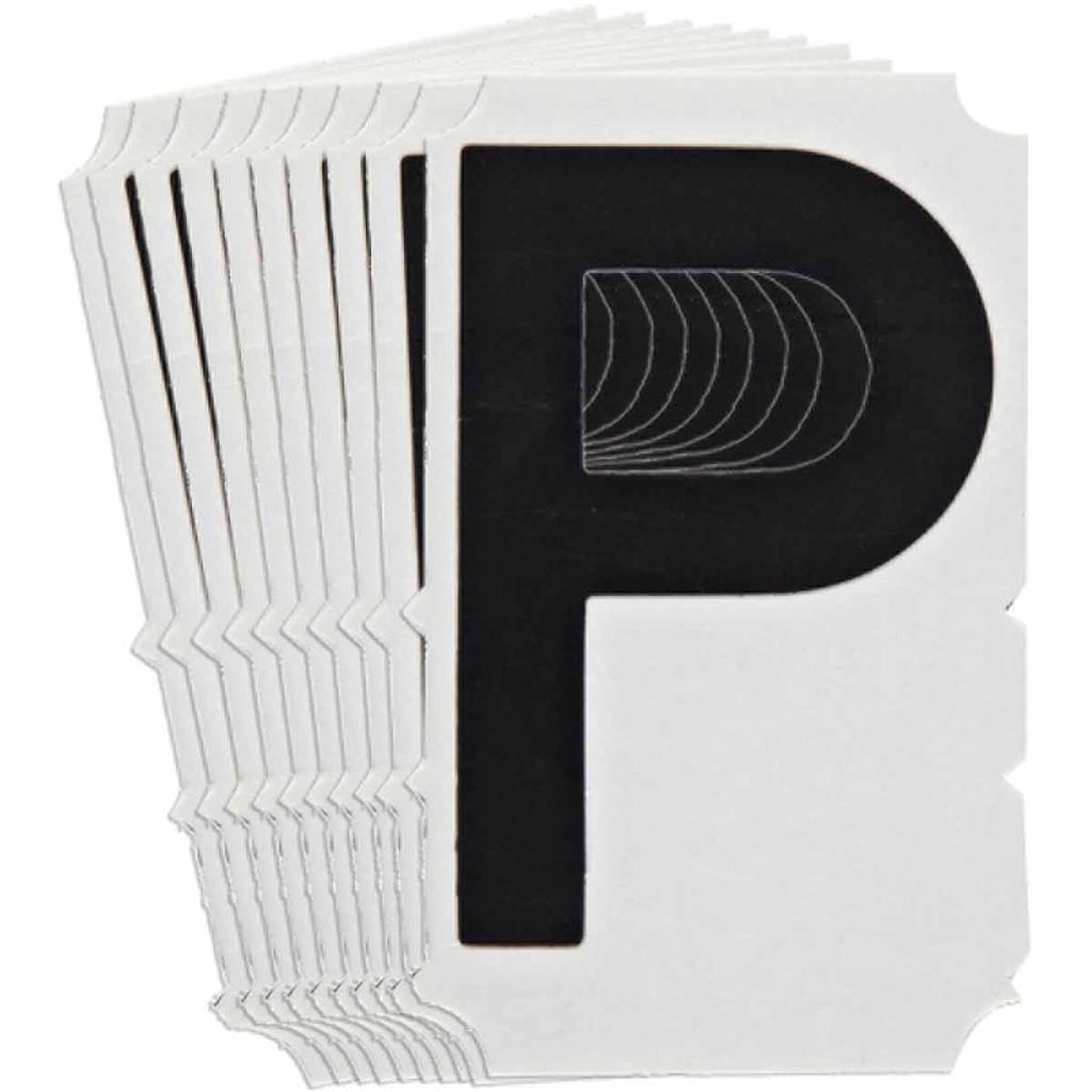 BRADY 5180-P Label,Quik-Align Gothi