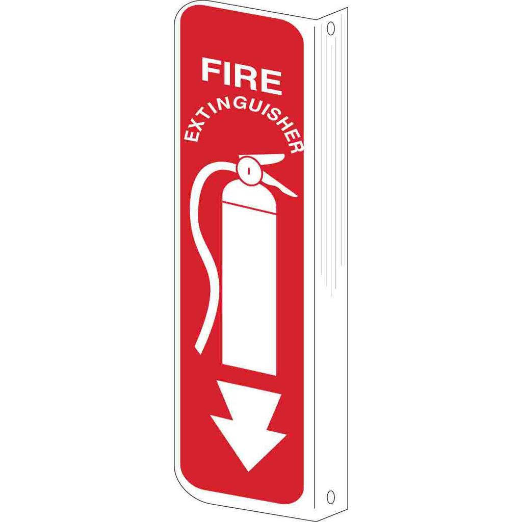 BRADY 50693 Sign,B401,4x18,Wt/Rd,FI