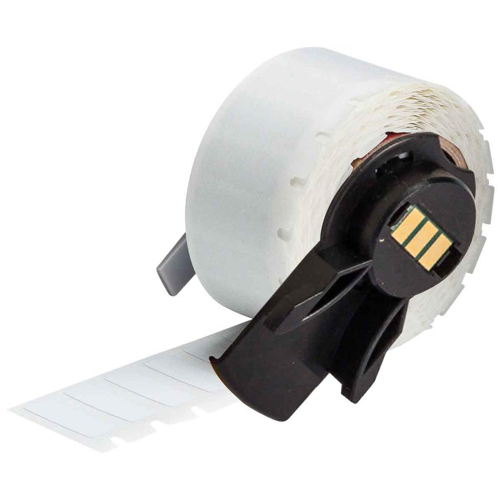 Brady PTL-10-437 3/4 x 1/4 Inch (19.05 x 6.35 mm) Thermal Transfer Portable Printer Labels