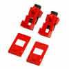 Brady 103538 120/277v Clamp On Circuit Breaker Lockout (2/Pkg)