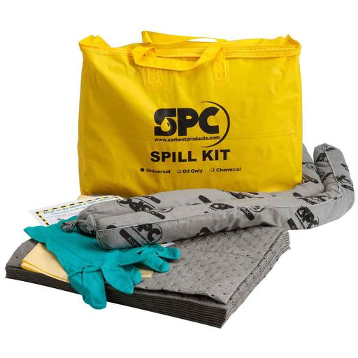 ALLWIK® Portable Economy Spill Control Kit - Universal Application