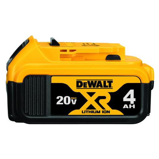 DCB204 - 20V MAX* Premium XR Lithium Ion Battery Pack (DCB204)