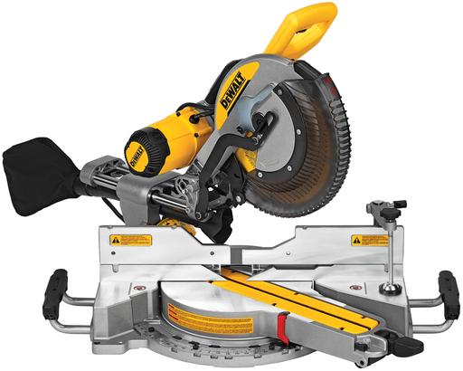"""DWS780 - 12"""" Double Bevel Sliding Compound Miter Saw (DWS780)"""
