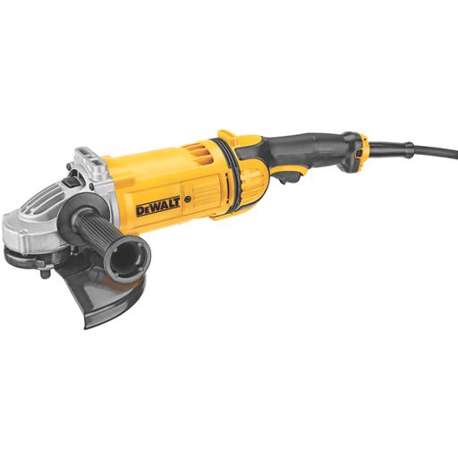9 In. 6,500 RPM 4.7 HP Angle Grinder No-Lock