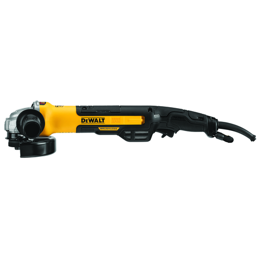 Mayer-5 in. / 6 in. Brushless Small Angle Grinder, Rat Tail with Kickback Brake, No Lock-On-1