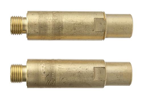 Victor®FBR-1 Flashback Arrestors, Oxygen and Fuel, Package