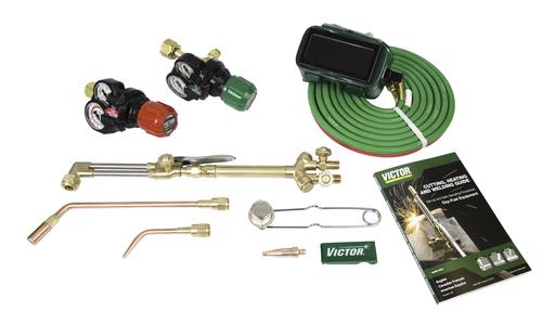 Victor®Performer®/EDGE™ 2.0 Medium Duty Acetylene Cutting/Heating/Welding Outfit CGA-540/CGA-300