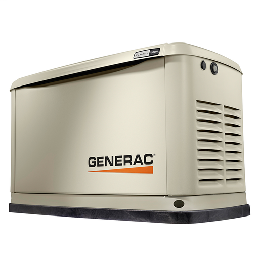 20/17 kW Air-Cooled Standby Generator with WiFi, Aluminum Enclosure - 3Ø