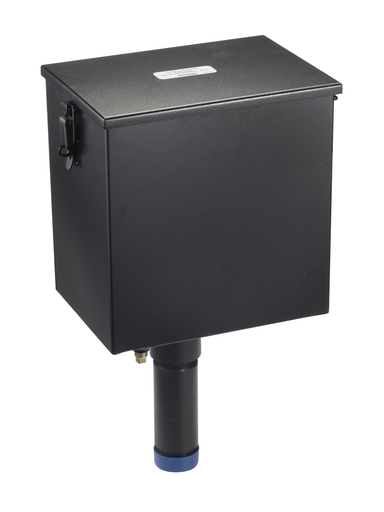 Spill Box for Diesel Generator
