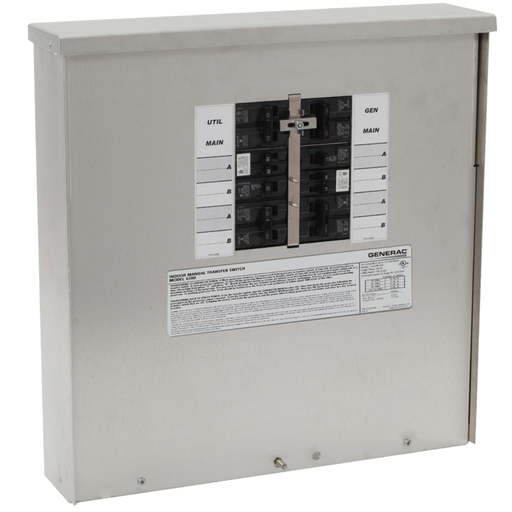 6382 - 7.5kW Outdoor SE rated Power Center, 30A main, 200A utility