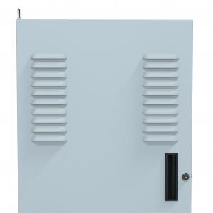 C2 LOUVRED FLUSH DOOR 19X63