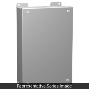 NEMA12 WRG BOX 9.5X6.2 - 9.5 x 6.25 x 3