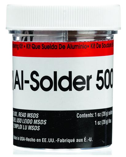 AL-SOLDER 500 ALUM KIT (ORM-D)NO AIR