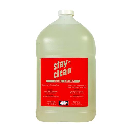 STAY-CLEAN FLUX 1GAL JUG (ORM-D)NO AIR