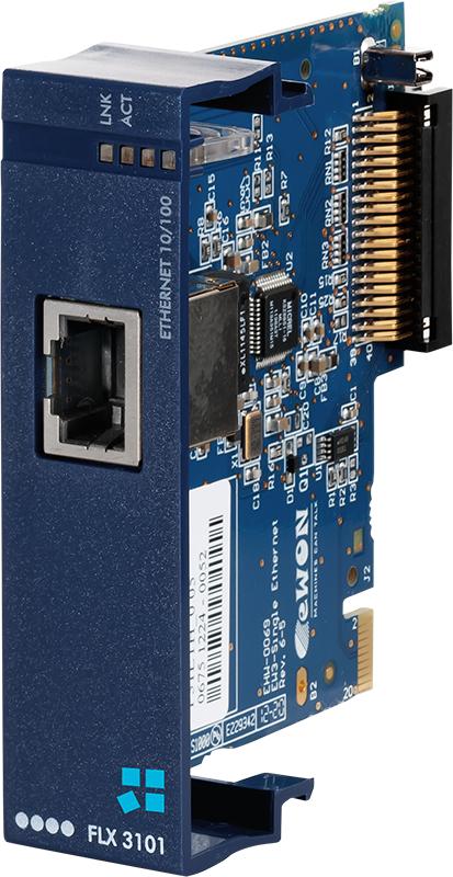 Flexy Card Ethernet WAN 10/100Mb