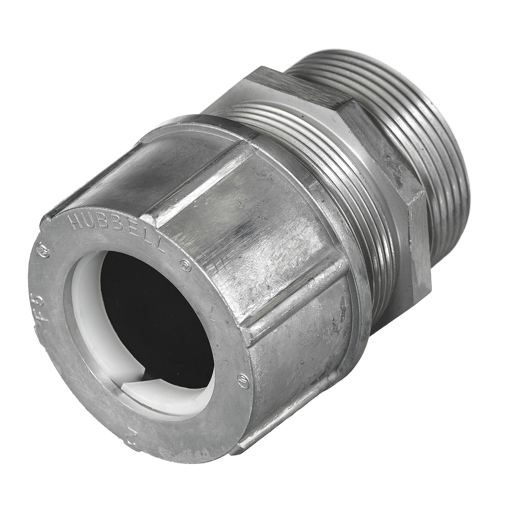 HUBBELL SHC1078 2-1/2-IN 1.937-2.062-IN CORD CONNECTOR