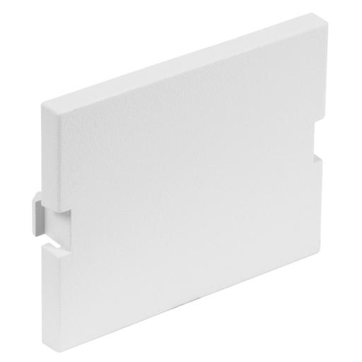 Mayer-Audio/Video Module, Blank, 1.5 Unit, White-1