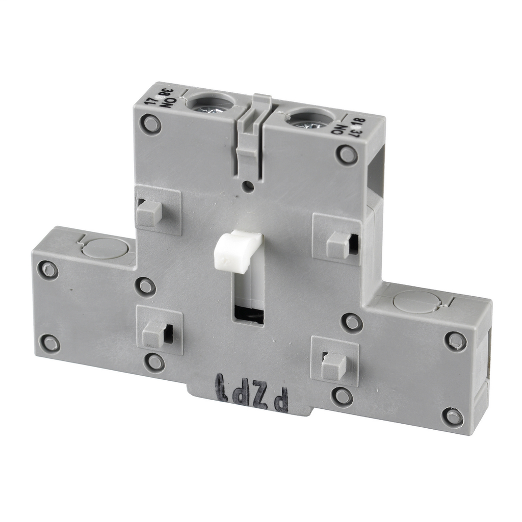 HUBBELL HBLAC2 AUXILLARY CONTACT IN.BREAK BEFORE MAKE IN. FOR 30-100AMP SWITCH