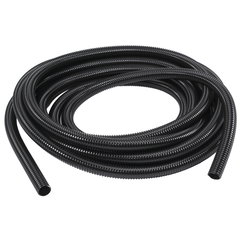 "Kellems Wire Management, Liquidtight System, PolyTuff® II Non-Metallic Tubing, 1/2"", 100 feet, Black"