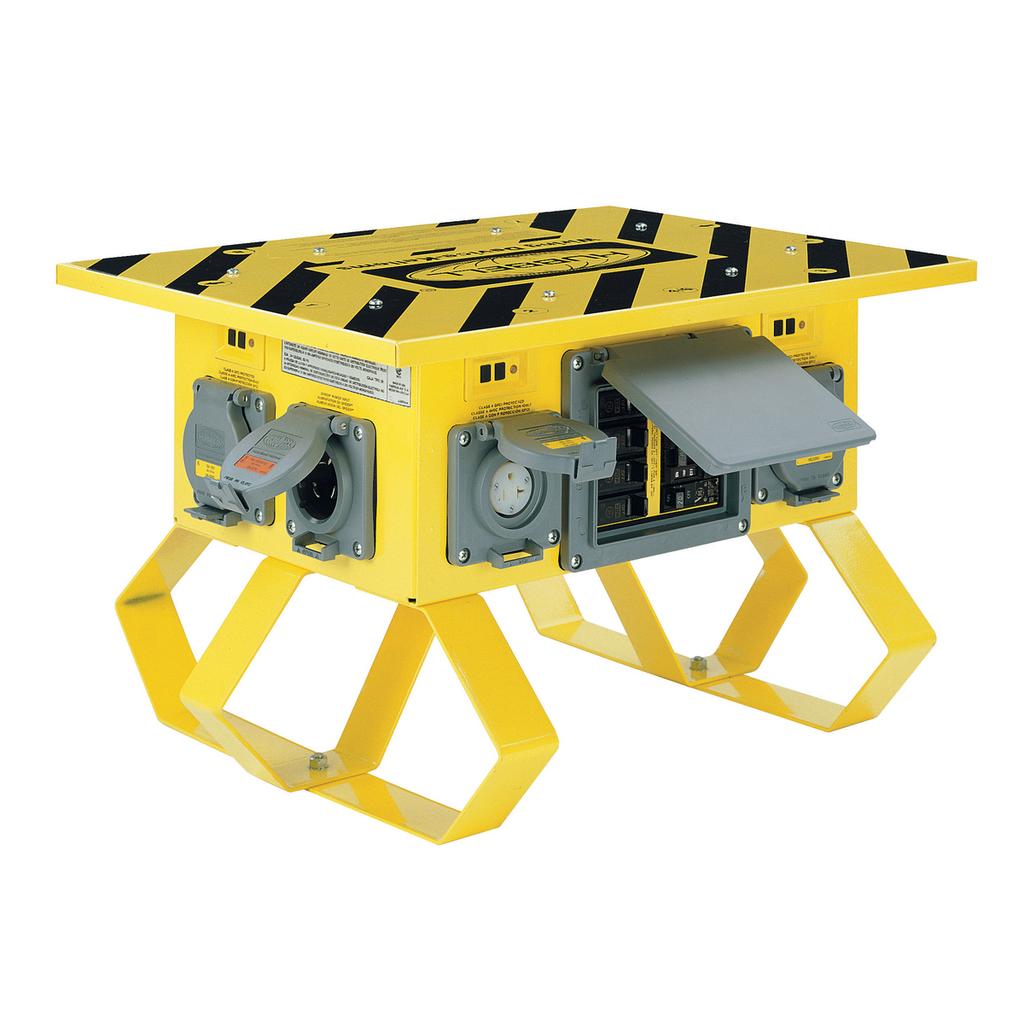HCI SBSB1A SPIDER BOX, 50AMP STRAIG