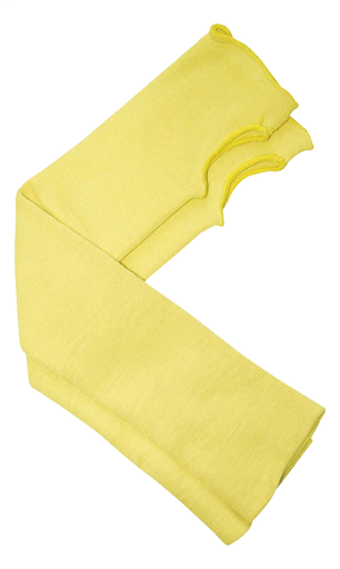 Sleeves - Knit - Clothing - Kevlar® - Length 3.5 in, Width 6.5 in, Height 1 in