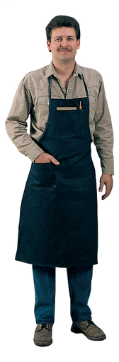 Apron - Cotton - Clothing - Length 12 in, Width 6 in, Height 0.5 in