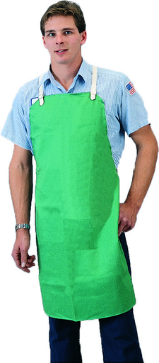 Apron - Cotton - Clothing - Flame Retardant FR7A® - Length 12 in, Width 6 in, Height 0.5 in