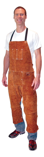Leather Apron - Leather - Clothing - Cowhide - Length 12.5 in, Width 5 in, Height 3 in
