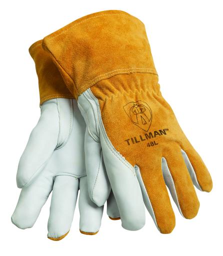 Mig Glove - Gloves - Goatskin/Cowhide - Length 14.75 in, Width 7 in, Height 0.75 in