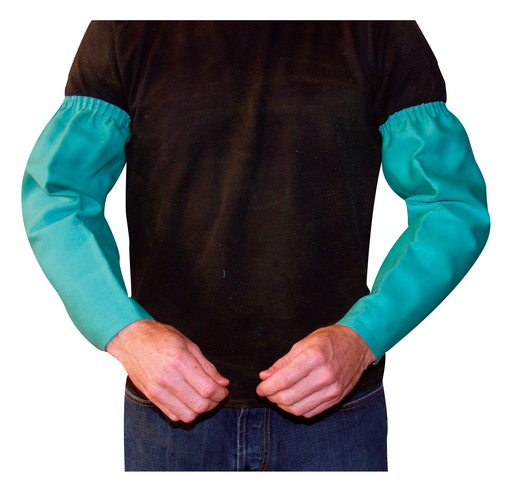 FR Cotton Sleeves - Cotton - Clothing - Flame Retardant FR7A® - Length 11 in, Width 9 in, Height 0.5 in