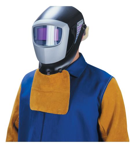 Helmet Bib - Accessories - Helmet - Length 9.75 in, Width 4 in, Height 0.125 in
