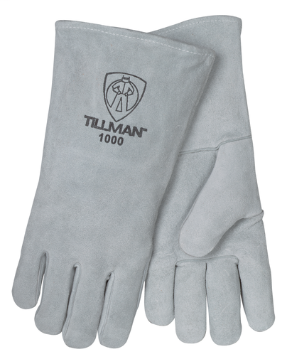 Stick Glove - Gloves - Cowhide - Length 15 in, Width 7 in, Height 1 in