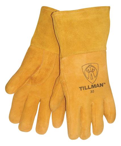 Mig - Gloves - Deerskin - Length 13.5 in, Width 6.5 in, Height 1 in