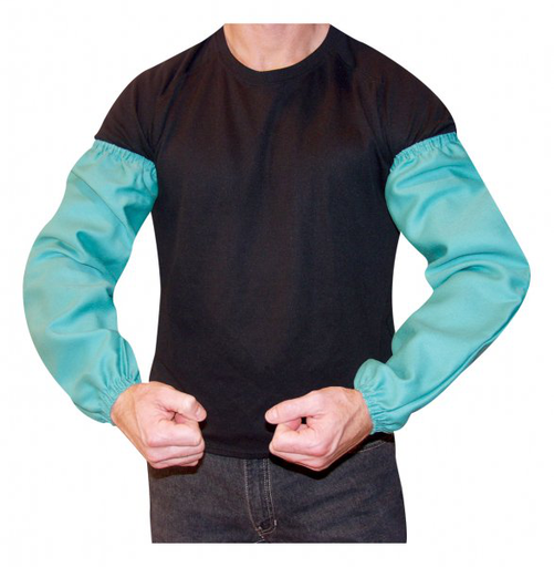 Sleeves - Cotton - Clothing - Flame Retardant FR7A® - Length 12 in, Width 9.5 in, Height 0.5 in