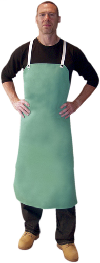 Apron - Cotton - Clothing - Flame Retardant FR7A® - Length 12.5 in, Width 6 in, Height 0.5 in