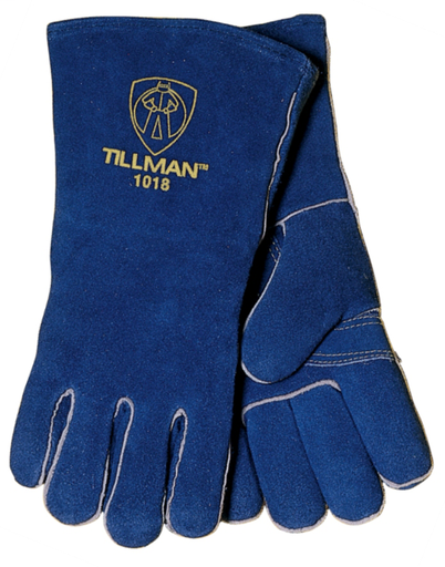 Stick Glove - Gloves - Cowhide - Length 15.5 in, Width 7 in, Height 1 in